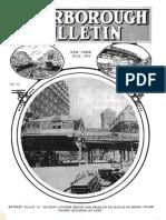 Interborough Bulletin July 1916