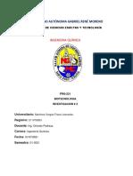 Investigacion 2 Biotecnologia