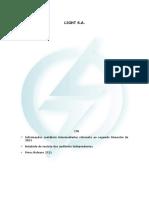 Demonstrativos Financeiros Do Resultado Da Light Do 2t21