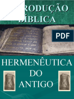 POWER-POINT DE INTRODUÇAO BIBLICA