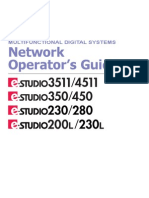 Network Operator's Guide