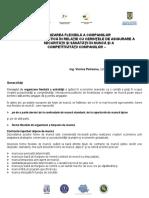 10. Organizare flexibila CTR  ing.V Petreanu