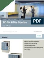 Chapitre 05 - SICAM RTUs Service-SICAM AK