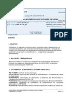 PE-5AS-00453-B - PADRÃO PARA MOVIMENTAÇÃO E ELEVAÇÃO DE CARGA