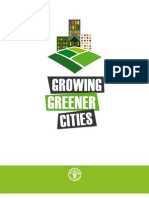 Growing Green Cities