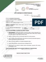 Formato de cédula de registro y actualización de datos Esc. SEC. Tec. Num. 11