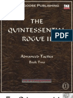 3041444 D20 DnD Unofficial the Quintessential Rogue II