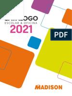 Catalogo 2021 - Madison