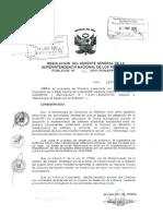 Central Resol 051-2011-GG-Plantillas