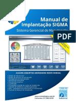 Manual de Implantação Sigma PDCA- Guia Prático de PCM