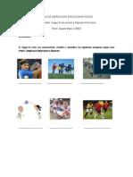 Guia de Ejercicios Educacion Fisica