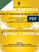 Curso do Catecismo da Igreja Católica