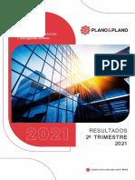 Press Release Do Resultado Da Plano&Plano Do 2t21