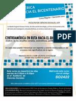 Afiche, UCR 1