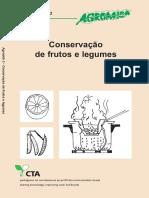 Agrodok 3. Conservação de Frutos e Legumes