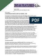 082710 CWR News Release - PAL Strike