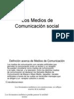 01 Introduccion a Los Medios de Comunicacion Social