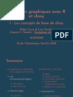 Interface Grahique Avec R Et Shiny DM