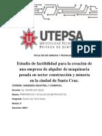 Proyecto Alquiler de Volquetas