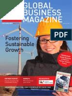 Global Business Magazine 2011