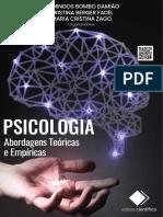 Livro_ Psicologia_ abordagens teóricas e empíricas - Editora Científica Digital