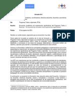 Circular 014 sobre Encuentro Academico de Experiencias significativas PTA 02Ago2021 (3)
