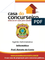 Informática Prof. Renato Da Costa