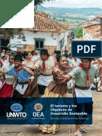 El turismo y los Objetivos de Desarrollo Sostenible