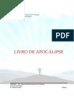 (25) Livro de Apocalipse