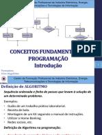 PPT UFCD 0809 (1) - Programação Em CIC++ - Fundamentos