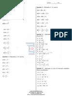 4. Fatoração de polinômios