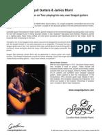 Seagull & J.Blunt Press release