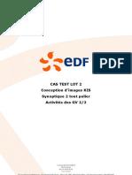 Piat 351 - Cas test Lot 2 _Syn 2 Tout Palier - Activité des GV 2_2