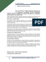 ESPECIFICACIONES TECNICAS PACHERRES