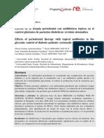 TerapiaPeriodontalConAntibioticosTopico