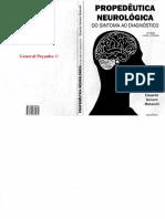 Mutarelli Propedêutica Neurológica 2 Ed