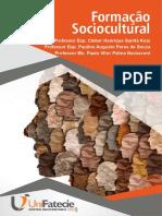FORMAÇÃO SOCIOCULTURAL