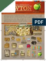 Newton Newton Manual de Regras 118765
