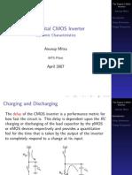 CMOS inverter _dynamic characteristics