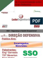 Treinamento de Direção Defensiva - Caminhões e onibus