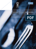 Processed Food and Agribusiness - Opportunities for Investment in India