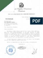 Proyecto de ley para el Desarrollo del Mercado Hipotecario y el Fideicomiso en la República Dominicana.