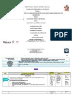 Formato de Planeacion de Ciencias Maria Sanchez Sanchez