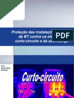1.4b-IE-Proteção sobrecorrentes- Disjuntores