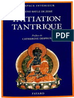 232358532 Bruno Bayle de Jesse Initiation Tantrique 1991 PDF