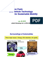 Jan.22 Fuels and Vehicle Technology