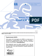 Yamaha XT1200Z Super Ténéré - Manual do Usuário BR 2016