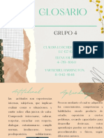 Glosario Con Imagenes