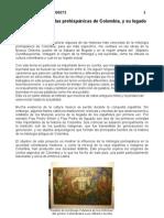 PROYECTO Mitología y leyendas prehispánicas de Colombia  (VERSION 3)