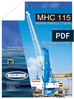 Fantuzzi Reggiane MHC115